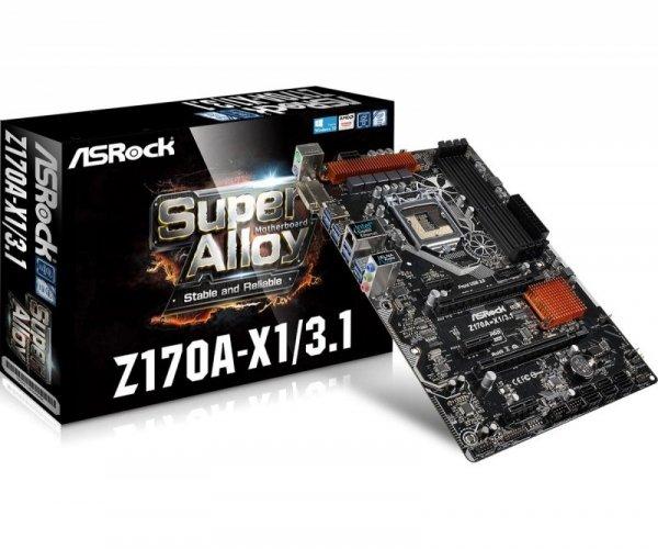 ASRock Z170A-X1/3.1