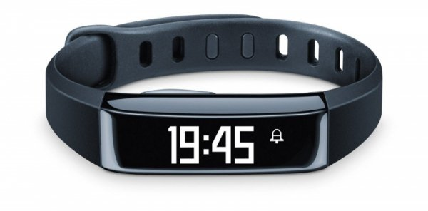 Beurer Activity Tracker AS80 health app - czarny
