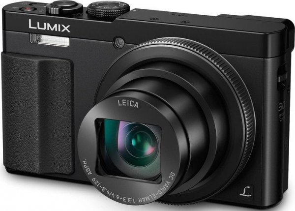 Panasonic Lumix DMC-TZ71 12,1 MP, 30x opt. Zoom czarny