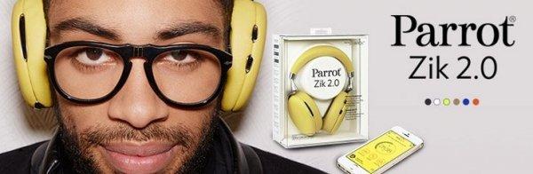 Parrot Zik 2.0 yellow - PF561002AA