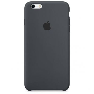 Apple iPhone 6s Silicone Case Charcoal Gray