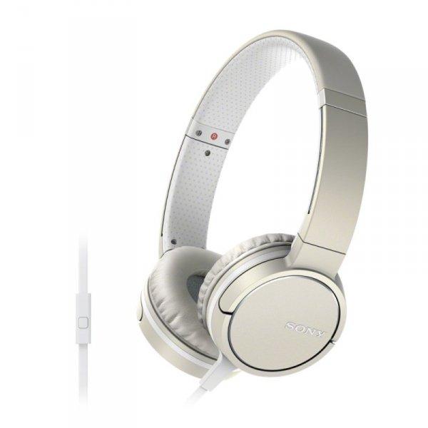 Sony MDR-ZX660AP (szampański) -słuchawki