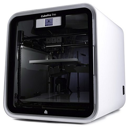 3DSystems CubePro 3D Printer Trio