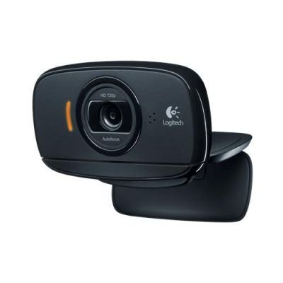 Logitech HD Webcam C525 czarny