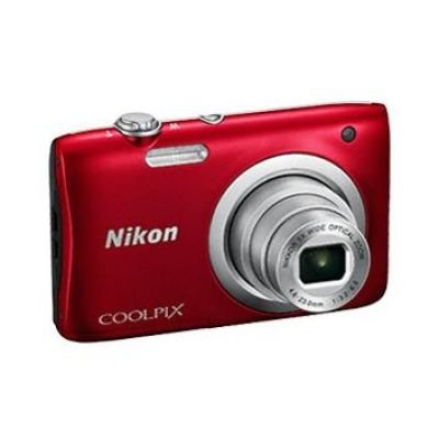 Nikon COOLPIX A100 red