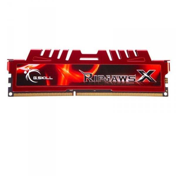 G.Skill 32 GB DDR4-3000 Kit, czerwony F4-3000C15D-32GVR, Ripjaws V