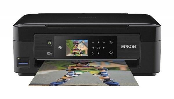 Epson Expression Home XP-432 czarny (atramentowa, Scanner, Kopierer) z WiFi