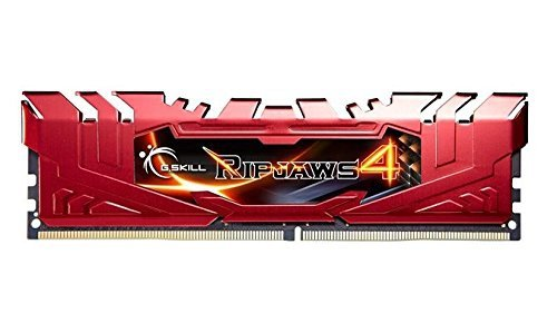 G.Skill DDR4 8GB 2133-15 Ripjaws 4 Red