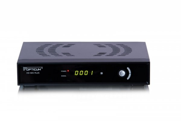 Opticum HD 405Plus S2 black