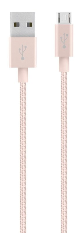 Belkin Premium MIXIT USB Cable 1,2 m rose-gold  F2CU021bt04-C00
