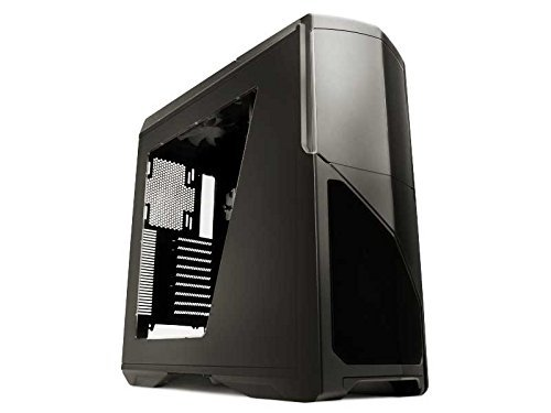 NZXT Phantom 630 + window mattczarny, Big-Tower czarny, Window-Kit