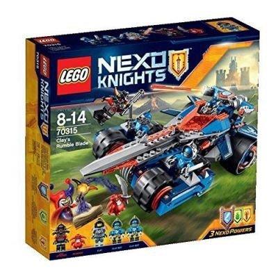 LEGO Nexo Knights 70315 Clay`s Rumble Blade