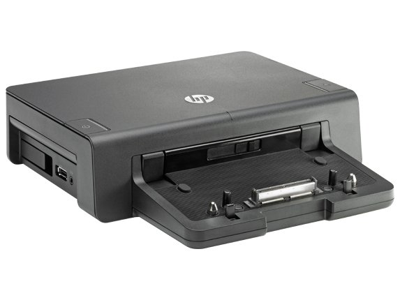 HP 120W Advanced Docking Station - A7E36AA#ABB