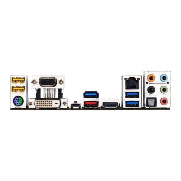 GIGABYTE GA-Z170X-Gaming 3-EU Sound G-LAN SATA3 M.2 USB 3.1 SATAe