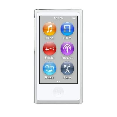 Apple iPod nano 16 GB 8. Generation srebrny MKN22QG/A