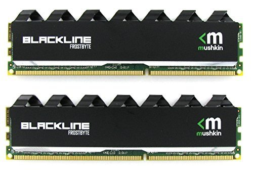 Mushkin DDR3 8GB 1600 Kit - 996995F - Blackline
