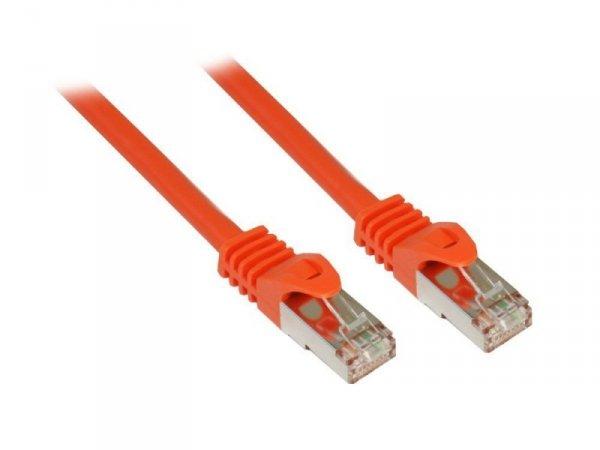 Kabel sieciowy Cat7 SFTP biały 2m