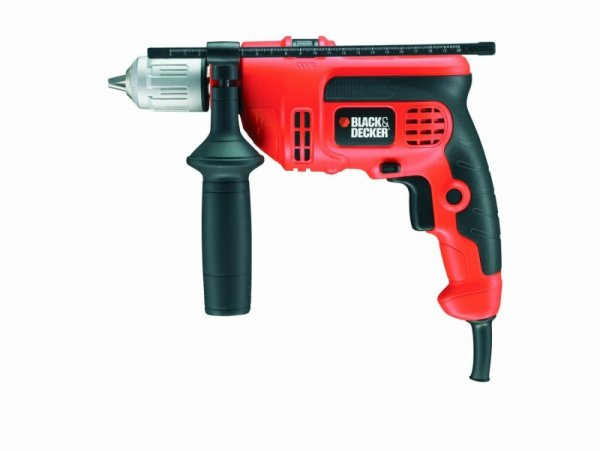 Black&Decker Wiertarka udarowa KR714CRESK orange