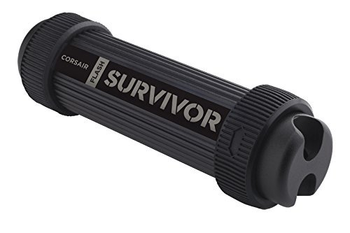 Corsair Survivor Stealth 64GB USB 3.0, Pendrive CMFSS3B-64GB