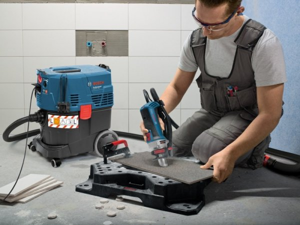 Bosch Odkurzacz GAS 35 L AFC blue