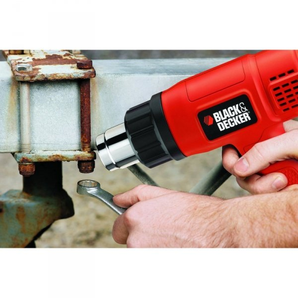 Black&Decker Opalarka KX1650 orange