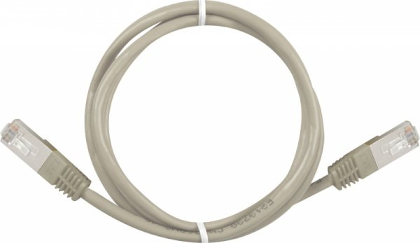 Sharkoon RJ45 Kabel Sieciowy CAT.5e SFTP grey 2m