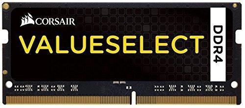 Corsair SO-DIMM 32 GB DDR4-2133 Kit, CMSO32GX4M2A2133C15, Value Select