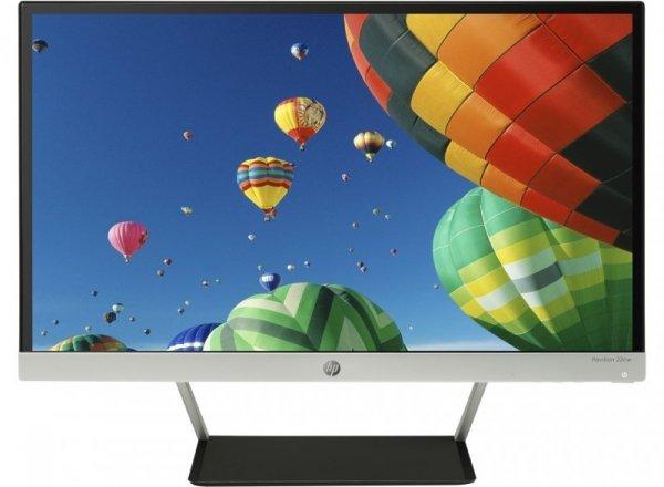 HP Pavilion 22cw 54,6cm (21,5'') LED Monitor  IPS Panel HDMI