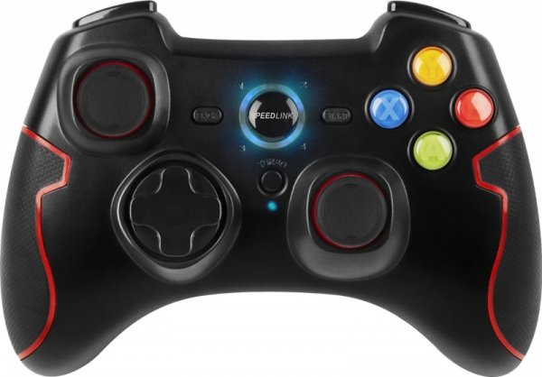 Speedlink TORID Gamepad - Wireless czarny