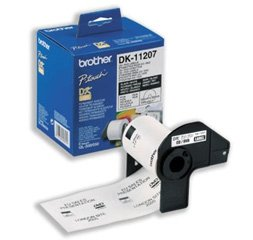 Brother CD/DVD Labels DK-11207