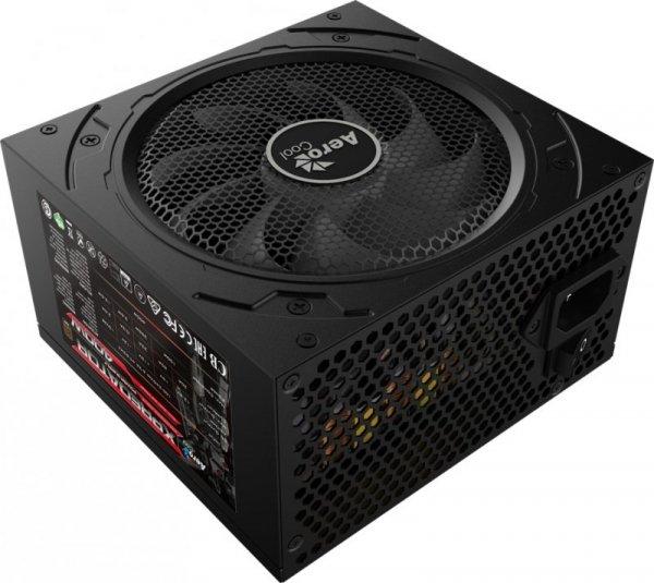 Aerocool Xpredator 400W, czarny, 1x PCIe