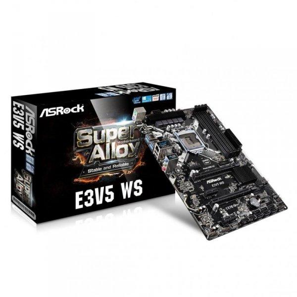 ASRock E3V5 WS C232