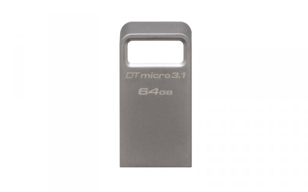 Kingston DataTraveler Micro 3.1 64GB, Pendrive