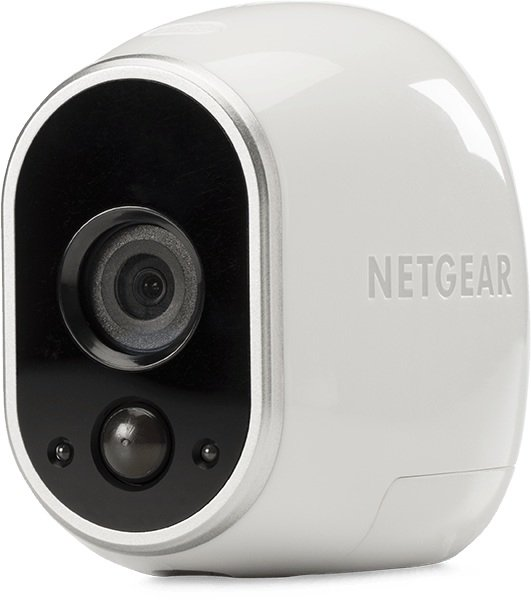 Netgear Arlo SmartHome + 3x HD Kamera - biały