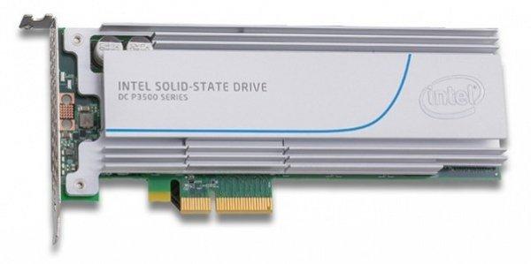Intel 2.0TB DC P3500 Serie AIC PCIe 3.0