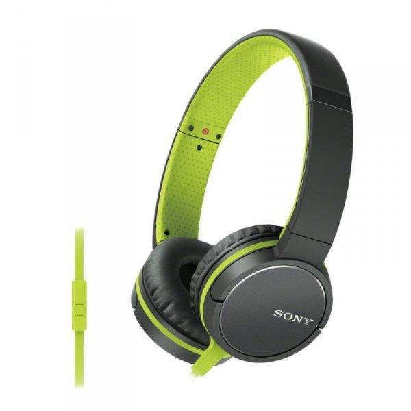 Sony MDR-ZX660AP (zielony) -słuchawki