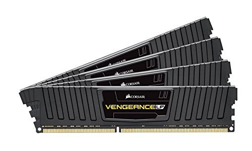 Corsair 16GB DDR3L-1600 Kit, czarny, CML16GX3M2C1600C9, Vengeance