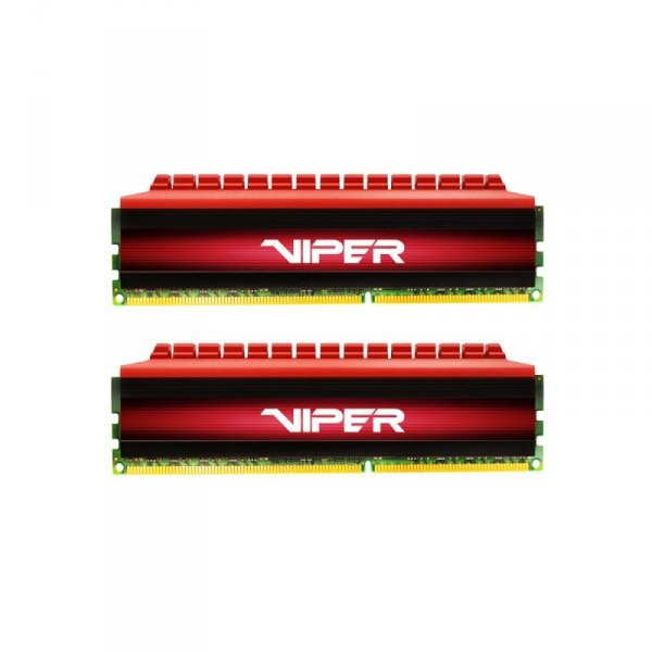 Patriot 8 GB DDR4-3600 Kit, PV48G360C7K, Viper 4