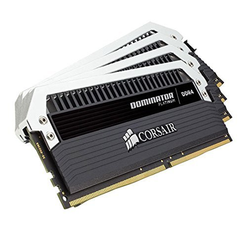 Corsair  16GB DDR4-3600 Quad-Kit, CMD16GX4M4B3600C18, Dominator Platinum