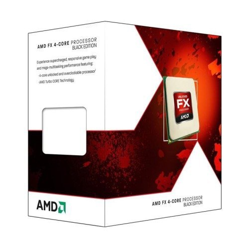"AMD FX-4320, Prozessor FD4320WMHKBOX, ""boxed"""