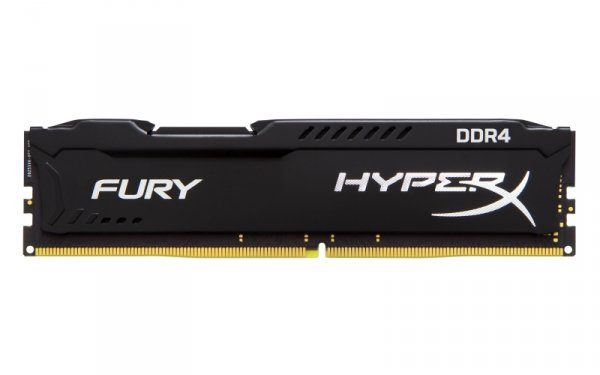 Kingston HyperX 16 GB DDR4-2133, czarny, HX421C14FB/16, Fury Black