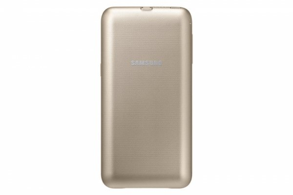 Samsung Power Cover EP-TG928 for Galaxy S6 Edge+ gold