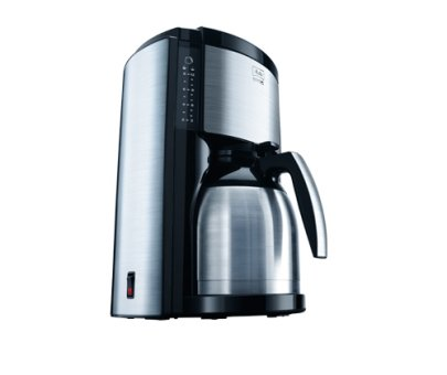 Melitta Look Therm Selection czarny/stalowy
