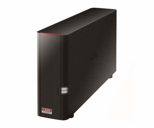 Buffalo LinkStation LS510D 4TB, NAS