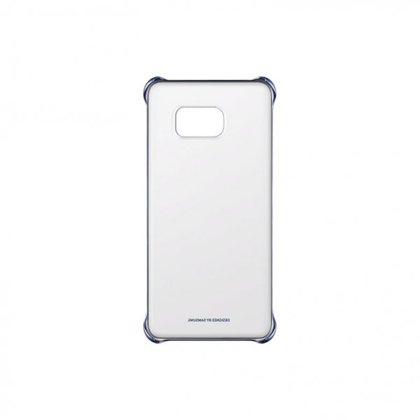 Samsung Clear Cover EF-QG928 for Galaxy S6 Edge+ blue black