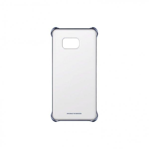 Samsung Clear Cover EF-QG928 for Galaxy S6 Edge+ blue black