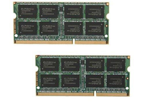 Mushkin SO-DIMM 32GB DDR3L-1866 Kit,MES3S186DM16G28X2, Essentials
