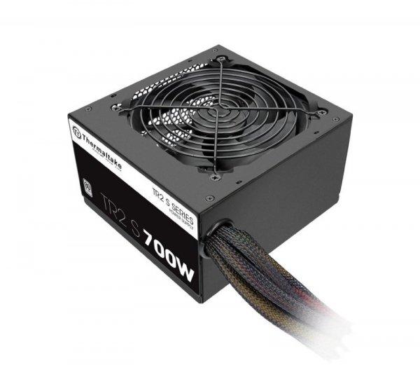 Thermaltake TR2 S 700W, czarny, 2x PCIe