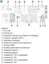 UPS LEGRAND DAKER DK PLUS 6000VA/6000W z bateriami, pf=1