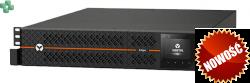 EDGE-3000IRT2UXL Zasilacz UPS VERTIV EDGE 3000VA/2700W XL, Rack/Tower, 2U, Line-Interactive, LCD, PF=0,9
